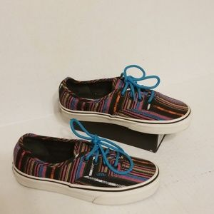 Vans off the wall women's shoes size 5.5